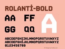 Rolanti-Bold