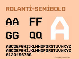 Rolanti-SemiBold