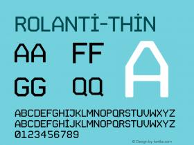 Rolanti-Thin