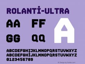 Rolanti-Ultra