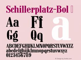 Schillerplatz-Bol