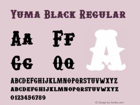 Yuma Black