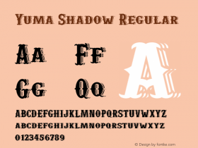 Yuma Shadow