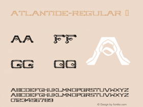 ATLANTIDE-Regular