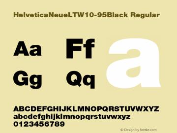 HelveticaNeueLT-95Black