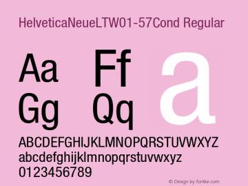 HelveticaNeueLT-57Cond