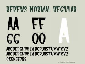 Repens Normal
