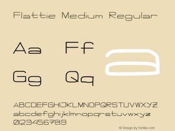 Flattie Medium