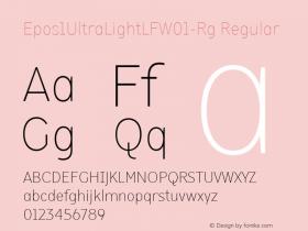 Epos1UltraLightLF-Rg