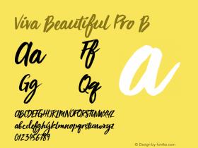 Viva Beautiful Pro