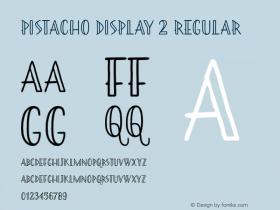Pistacho Display 2
