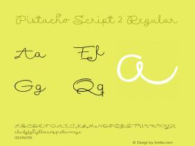 Pistacho Script 2