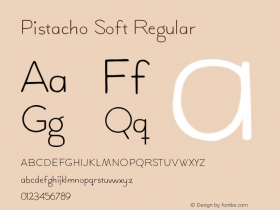 Pistacho Soft