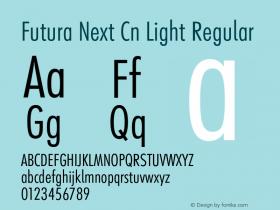 Futura Next Cn Light