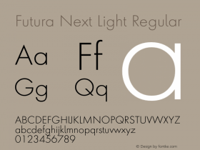 Futura Next Light