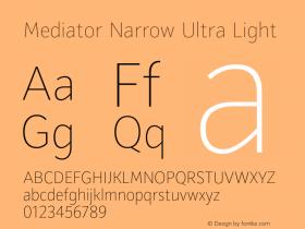 Mediator Narrow