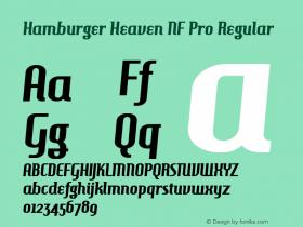 Hamburger Heaven NF Pro