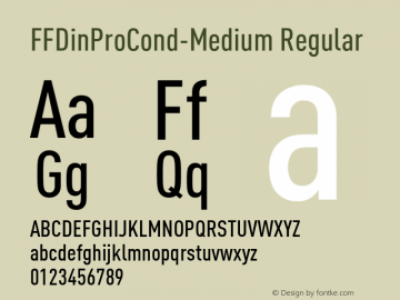 FFDinProCond-Medium