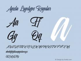Agista Logotype