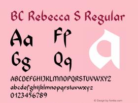 BC Rebecca S