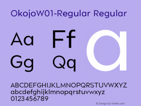 Okojo-Regular