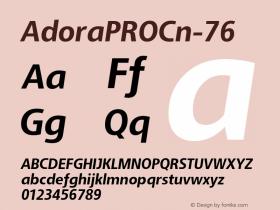 AdoraPROCn-76