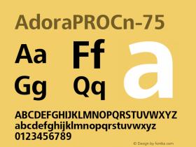 AdoraPROCn-75