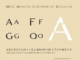 MFC Mercer ChromaCap