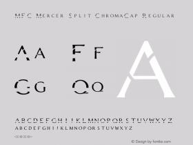 MFC Mercer Split ChromaCap