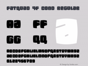 Fatquad 4F Cond