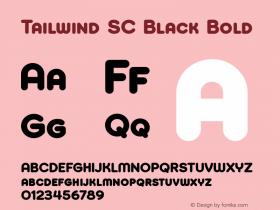 Tailwind SC Black