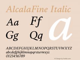 AlcalaFine