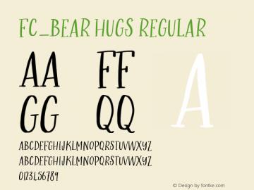 FC_Bear Hugs