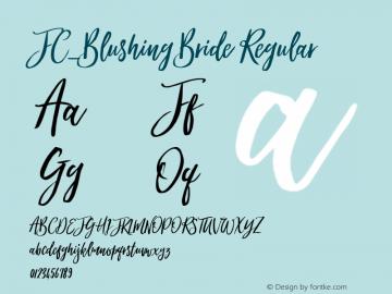 FC_Blushing Bride