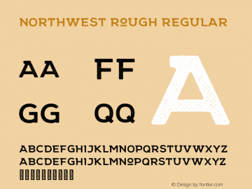 NORTHWEST Rough