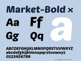 Market-Bold