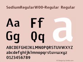 SodiumRegular-Regular