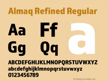 Almaq Refined