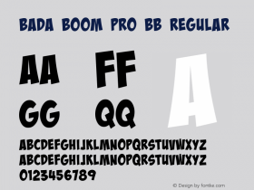 Bada Boom Pro BB
