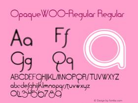 Opaque-Regular