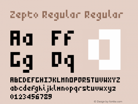 Zepto Regular
