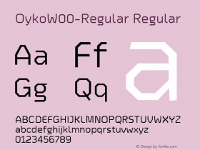 Oyko-Regular