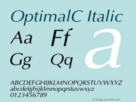 OptimalC
