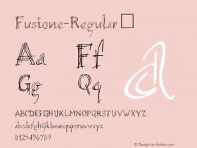 Fusione-Regular