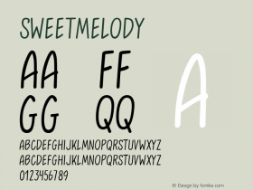 SweetMelody