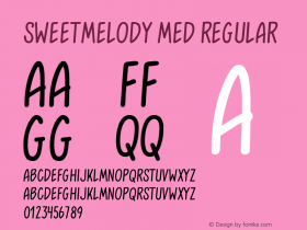 SweetMelody Med
