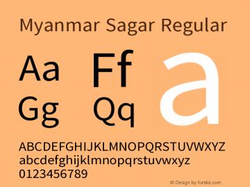 Myanmar Sagar