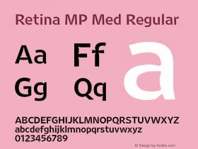 Retina MP Med