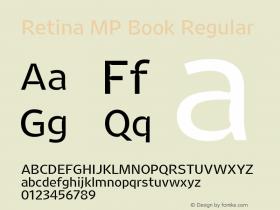 Retina MP Book
