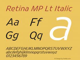 Retina MP Lt